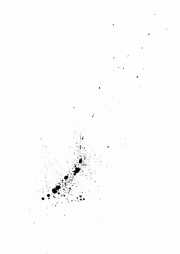 Ink Splatter 2016 (8) by Loadus