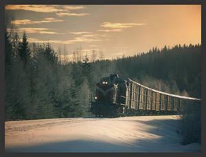 The Trainchain cometh