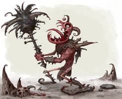 Cosmic Balance: Demon