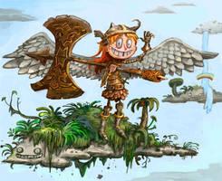 Cosmic Balance: Angel (2)