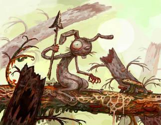 Cosmic Balance: Rabbit 2
