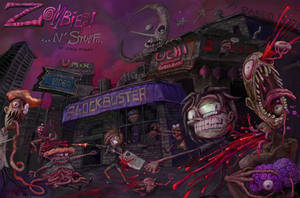 Zombies! ...N' Stuff