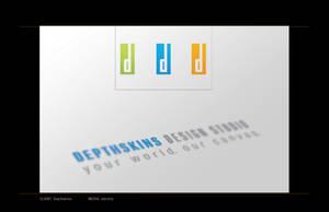Depthskins Logo Design by depthskins