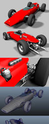 Ferrari 158 F1 by Eseth89
