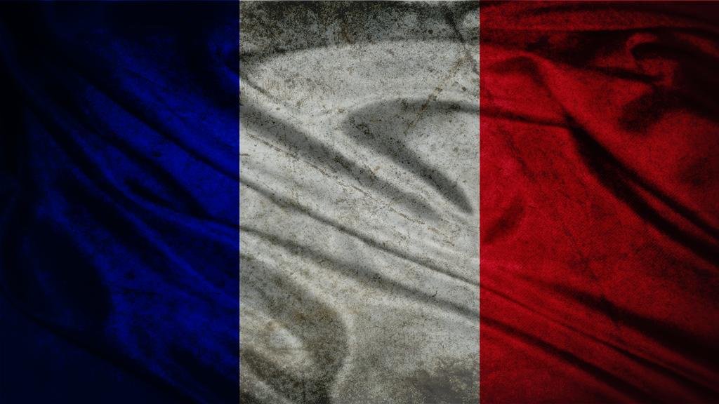 French Flag By Honeyblossom Rose