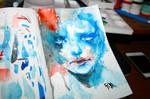 Watercoloring test..