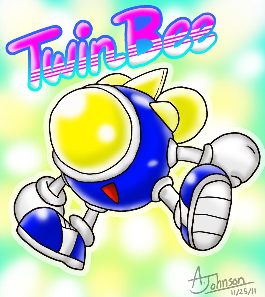 Twinbee by KohakuKun19