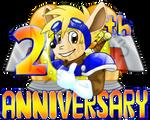 RKA 20th Anniversary Emblem - Example