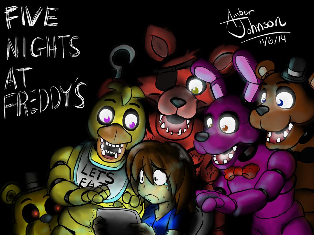 Five Nights at Freddy's - I'm so Fucked. by KohakuKun19