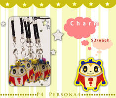 Bearsona acrylic strap by clowx