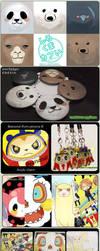 CF 2012 items by clowx