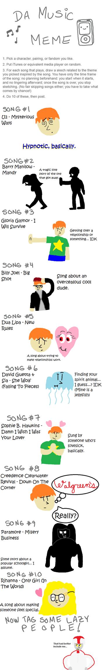 Music Meme by Vintendo-VS