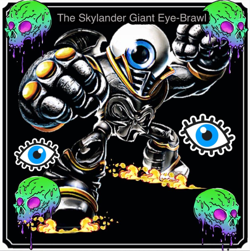 Skylander Wallpaper Custom #8 by