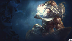 Zeus Wallpaper #SMITE by Zeussek