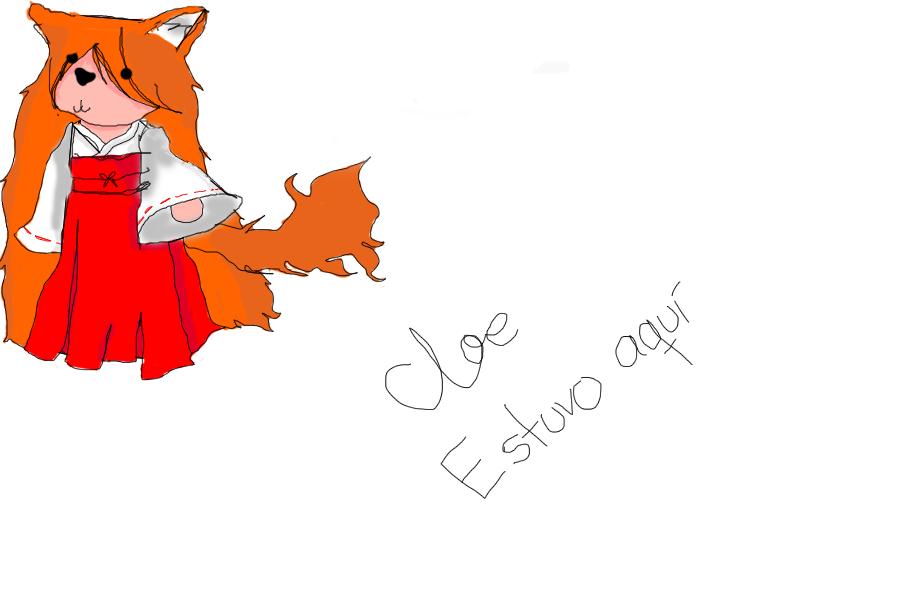 Cloe was here by EstellaPevensie