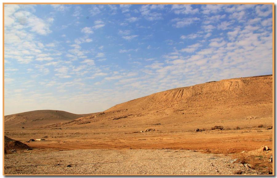 Desert bg by ShlomitMessica