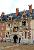 Chateau de Blois by ShlomitMessica