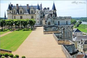 Chateau d'Amboise by ShlomitMessica
