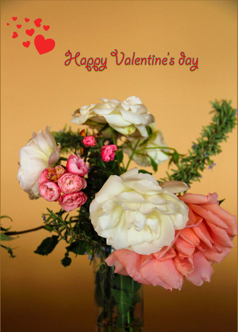 Happy Valentine's day by ShlomitMessica
