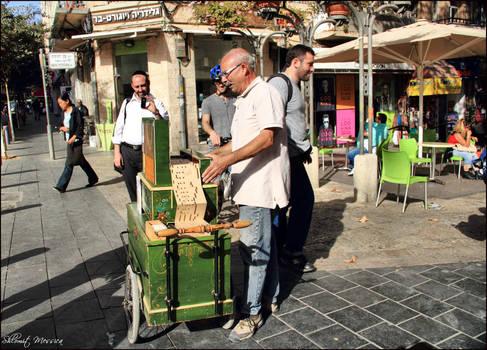 Un parisien a Jerusalem