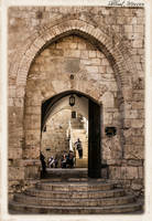 Moment in Jerusalem by ShlomitMessica