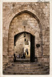 Moment in Jerusalem
