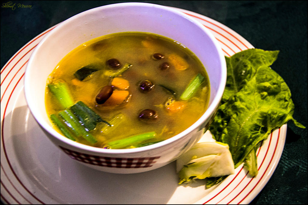 Minestrone soup by ShlomitMessica