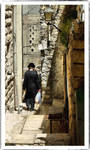People in the old city