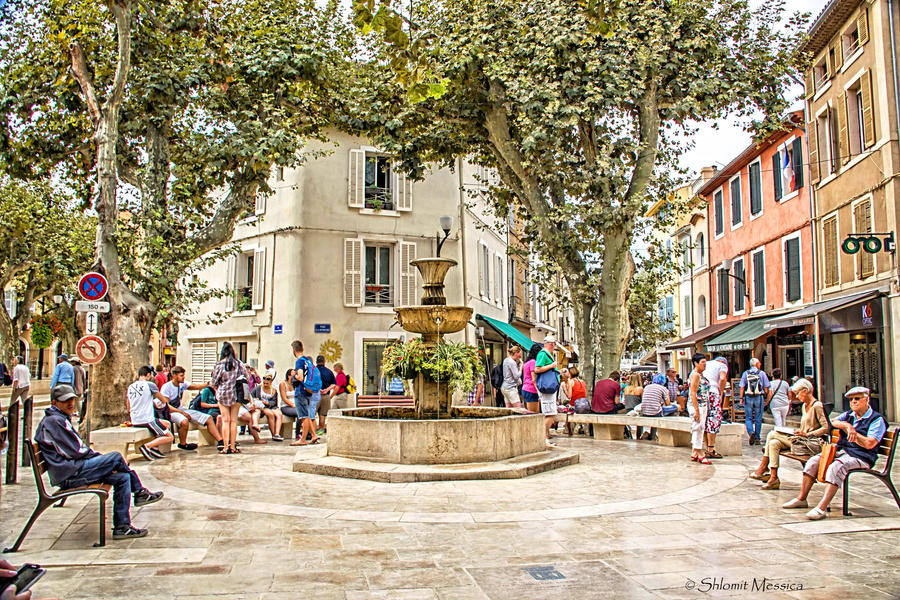 Aix en Provence by ShlomitMessica