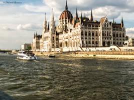 Budapest by ShlomitMessica