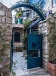 Door in the old town