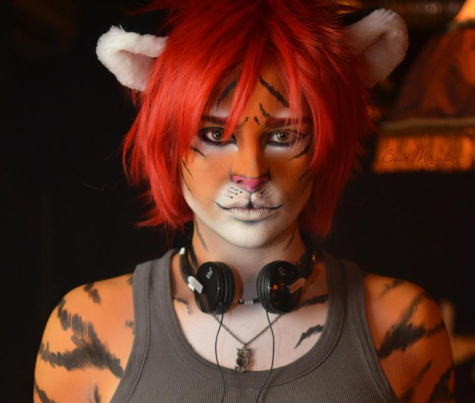 Tiger Joshua by MiriamBast