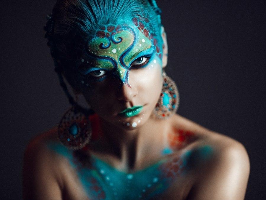 Cosmic Goddes Uma - 4 by MiriamBast