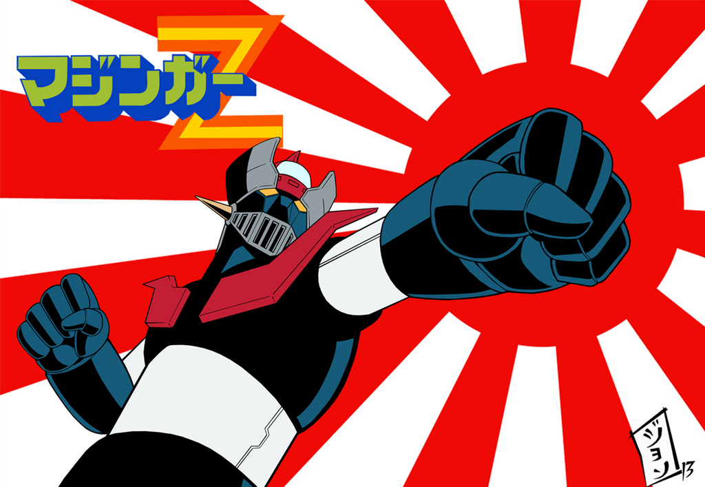 grendizer wallpaper