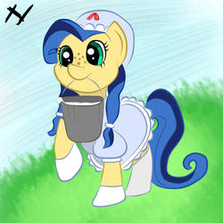 Make way for the Milk Mare!