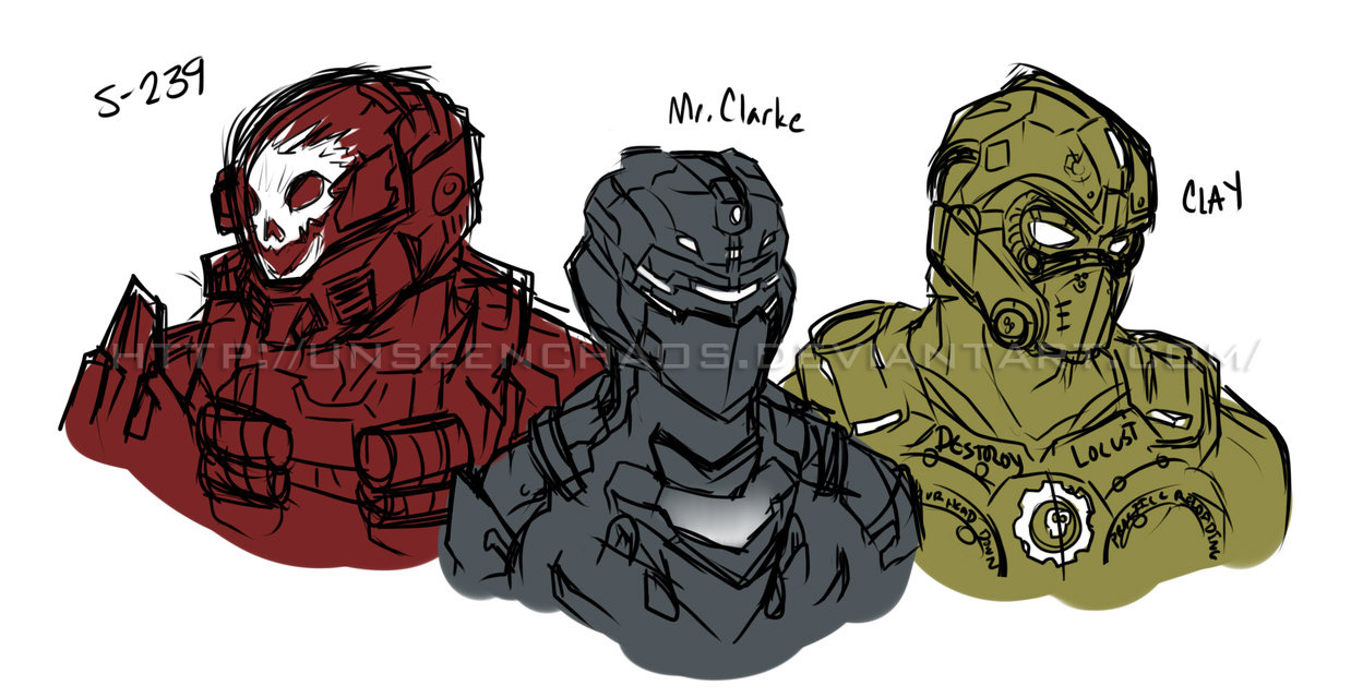 Primary Heroes by UnseenChaos