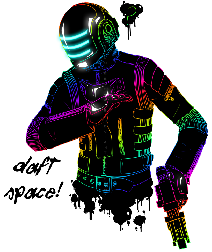 Daft Space? by UnseenChaos
