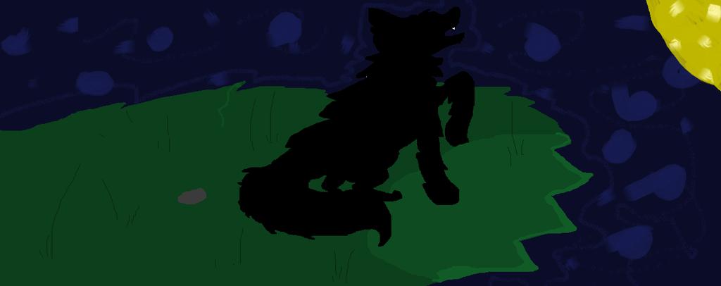 Wolfy Wolf by AnoyingLittePuppies