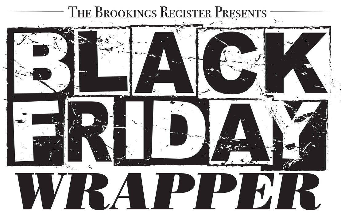 Black Friday Newspaper advertisements by gtroe