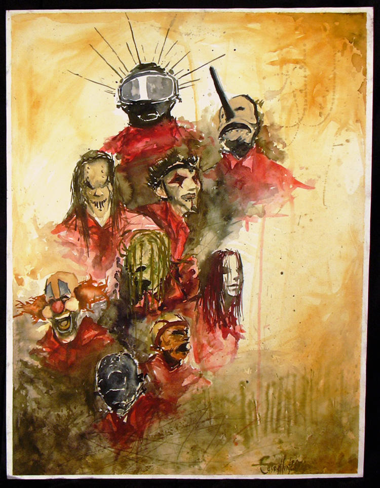 slipknot profile