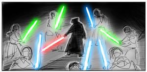 the Jedi Incursion-storyboard1
