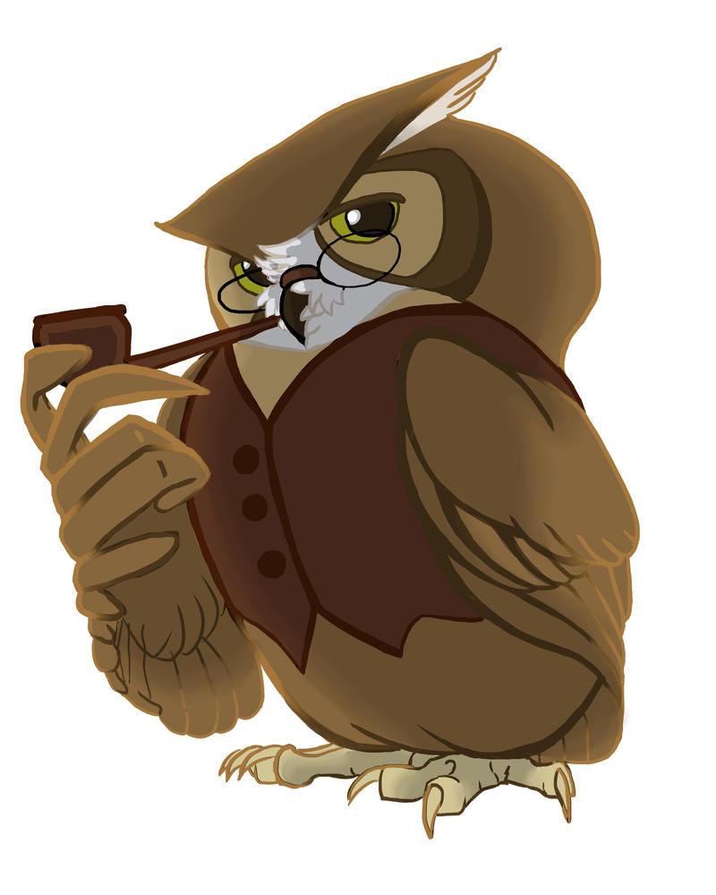 Owl Pet by XshadowcrowX