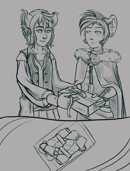 Lunas Gift