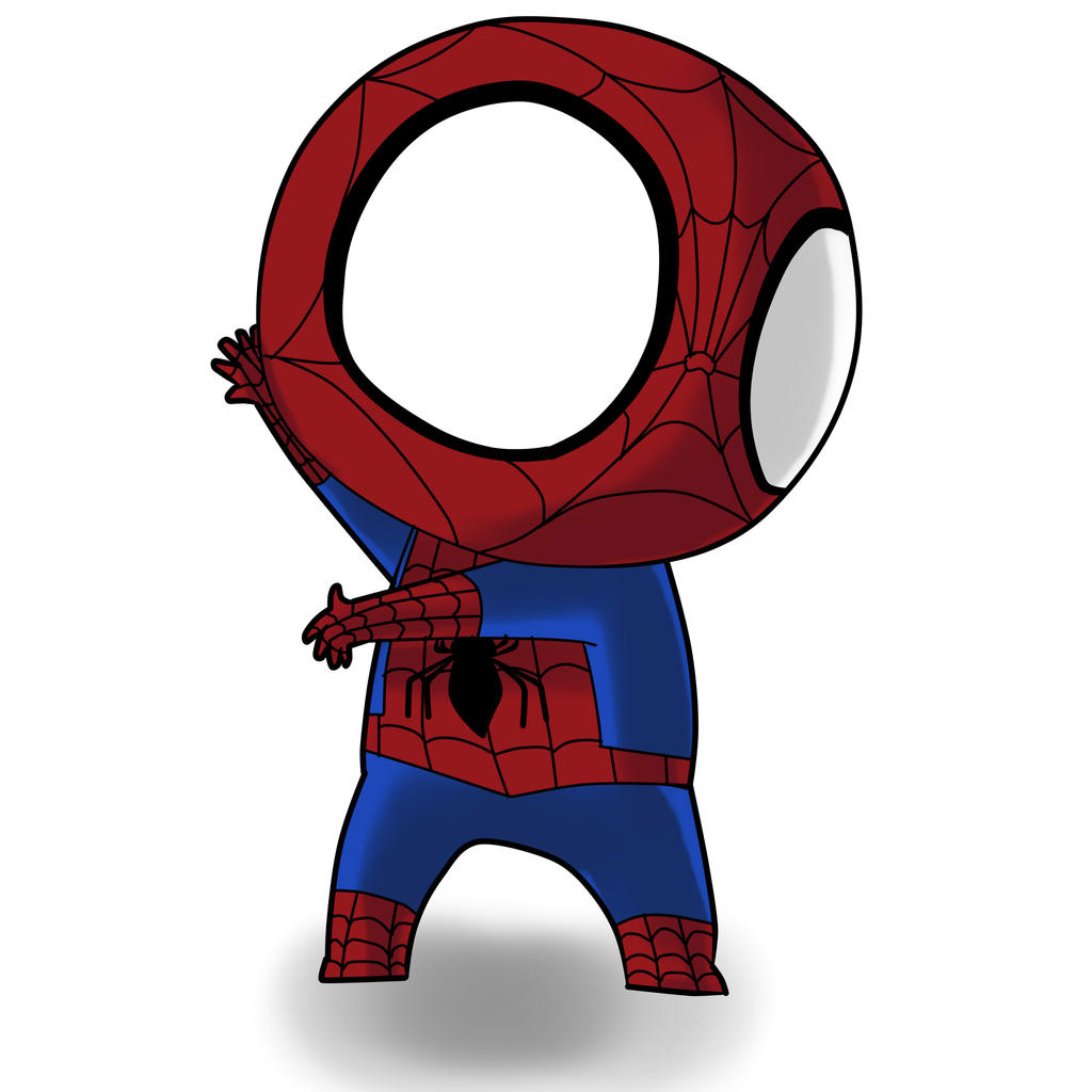 Spidermanchibibyaniphantomhive Dxau