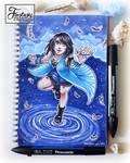 Angel by FantasyGirl974
