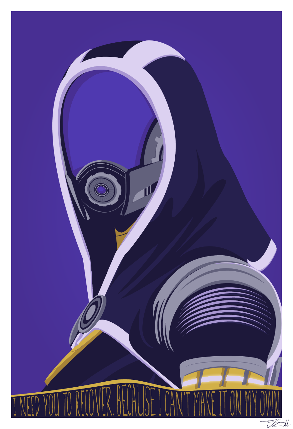 spectr.es: Tali'Zorah by killjoy
