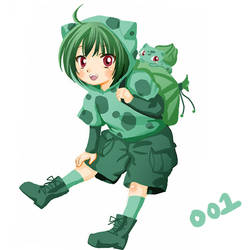 bulbasaur by 649pokemonchallenge
