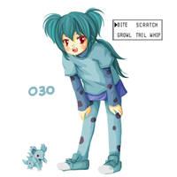 nidorina by 649pokemonchallenge