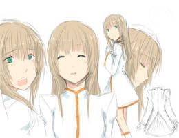 character design:healer by Jen-Jen-Rose