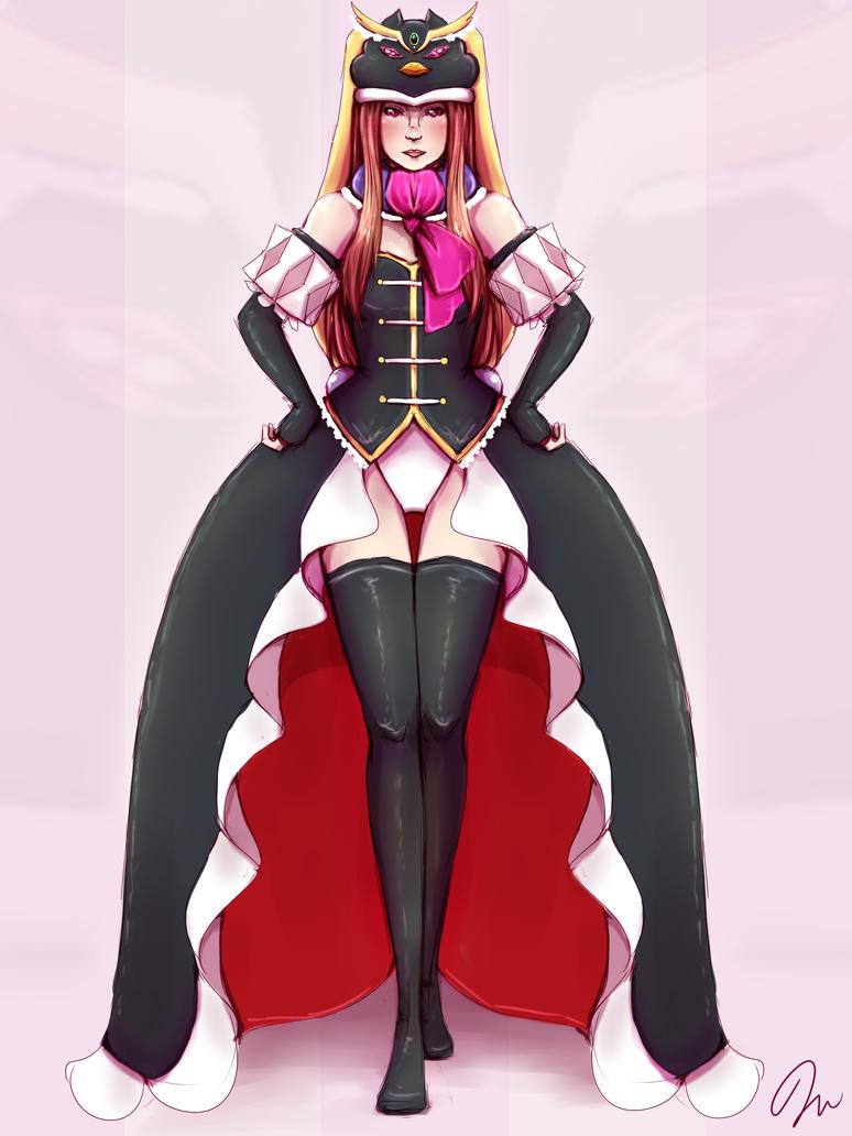 Princess of Crystal:SR by Jen-Jen-Rose